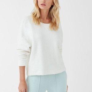 Splendid Plush Active Pullover Dolan Sweatshirt L